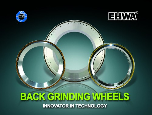 Back grinding Wheels
