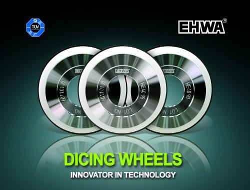 סוגים שונים של אופני יהלום EHWA